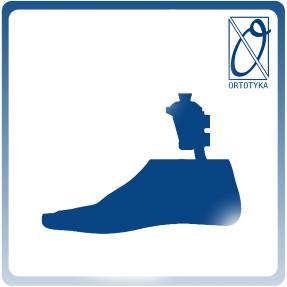 Stawy stopy protezowe logo